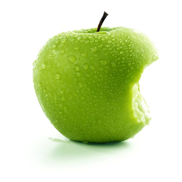 Snoep verstandig, eet een appel