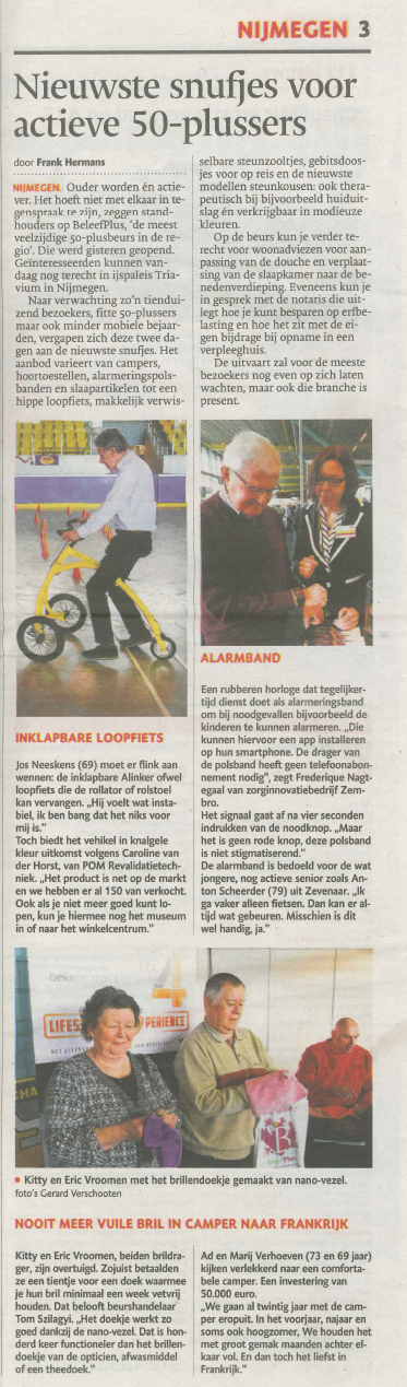 Redactie - De Gelderlander - 9 april